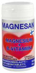 MAGNESAN X100 TABL / 60 G