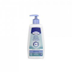 TENA PROSKIN WASH CREAM PESUVOIDE, PUMPPUPULLO  500 ML